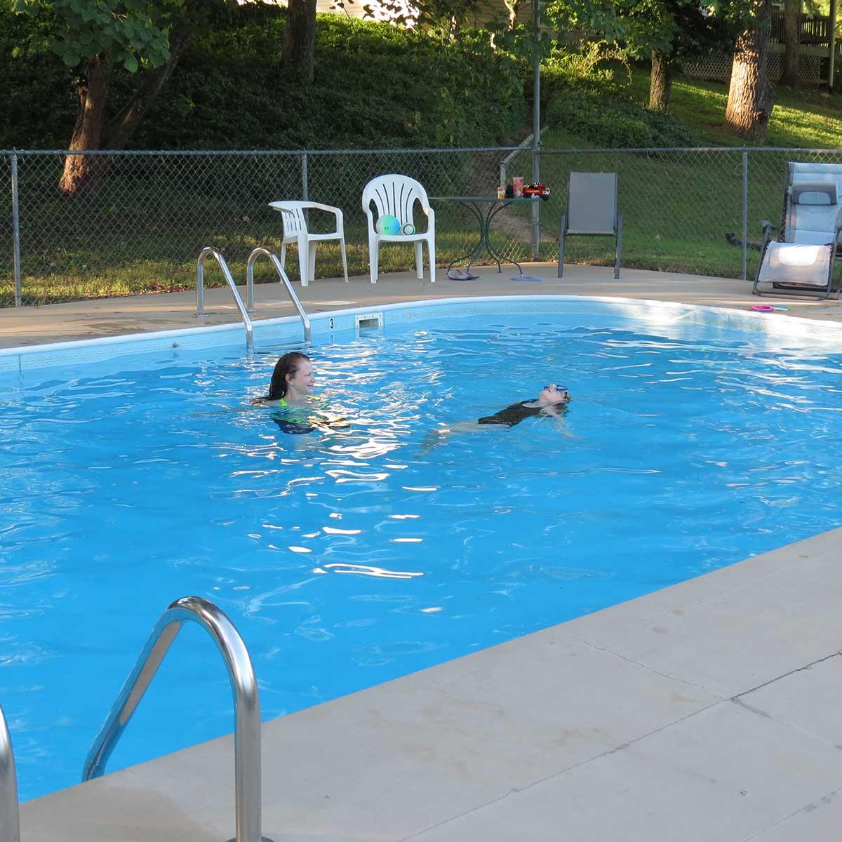 White Hole Resort Swimming Pool