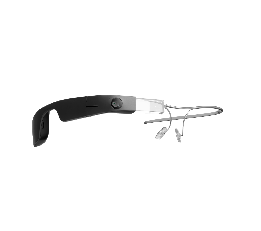 An image of the hardware of Envision Glasses