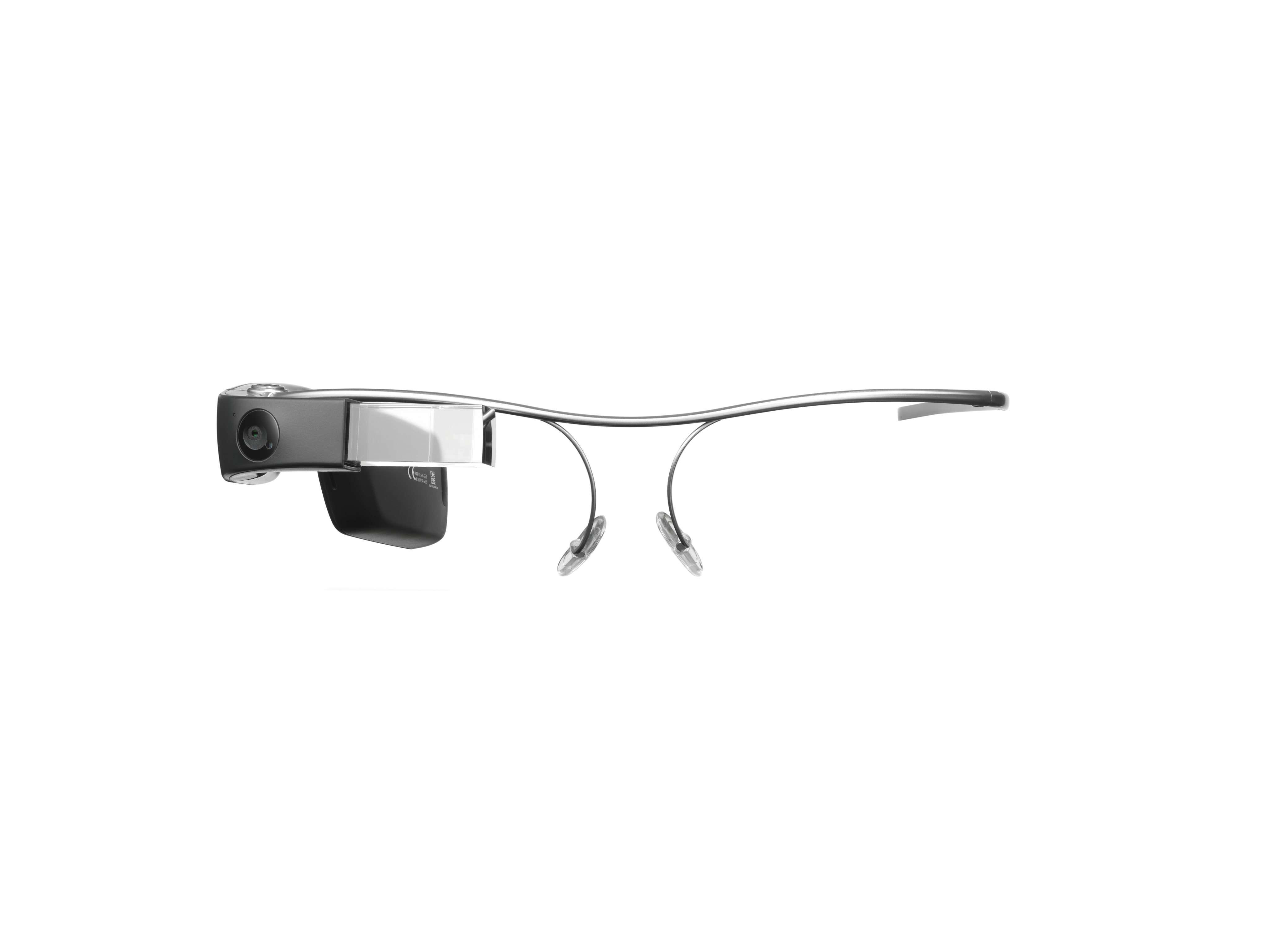 A front on view of the Envision Glasses