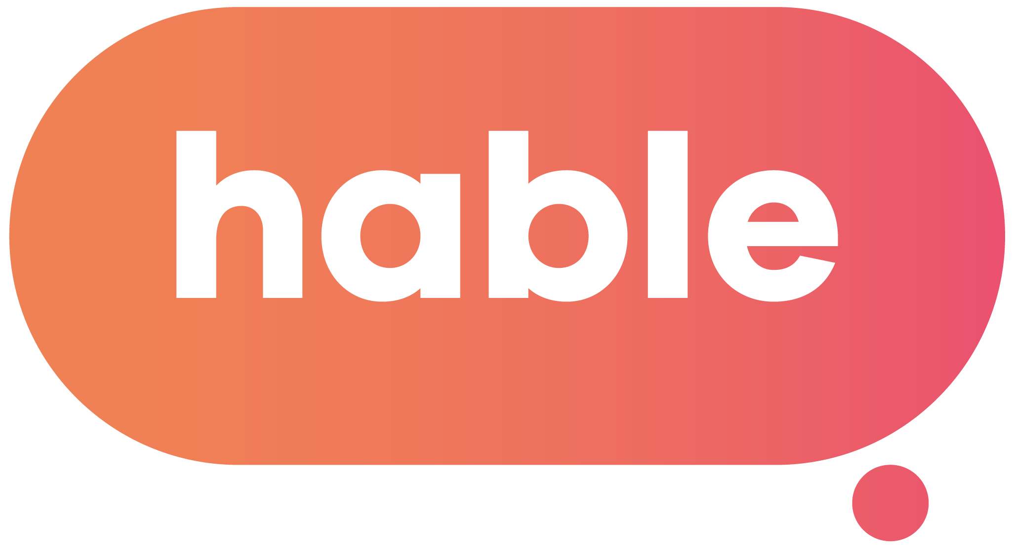 Logo of Hable