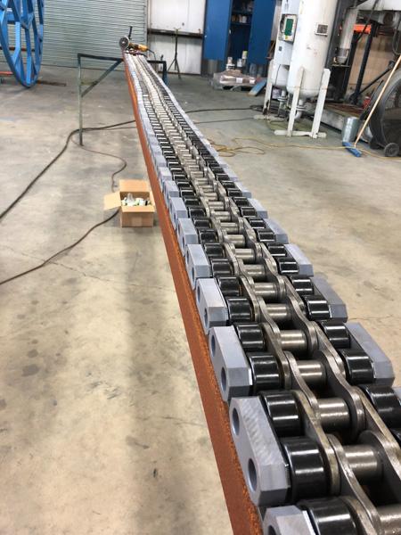 Custom Roller Chain