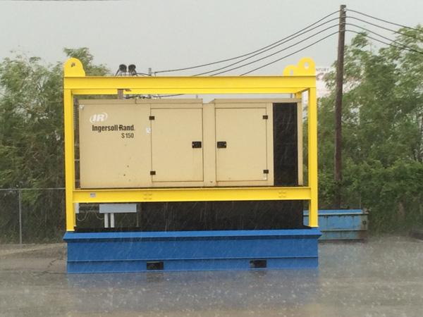 Generator Skid