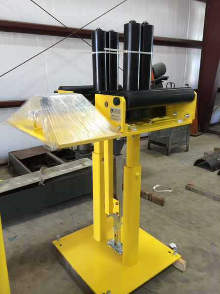 Laser Guide Roller Stand