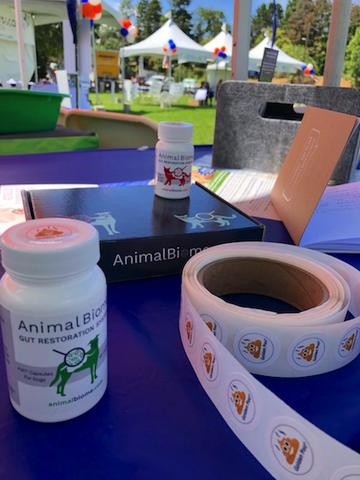 AnimalBiome products and stickers - AnimalBiome