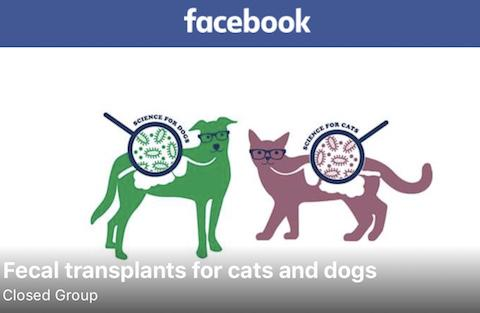 facebook group cover art - AnimalBiome