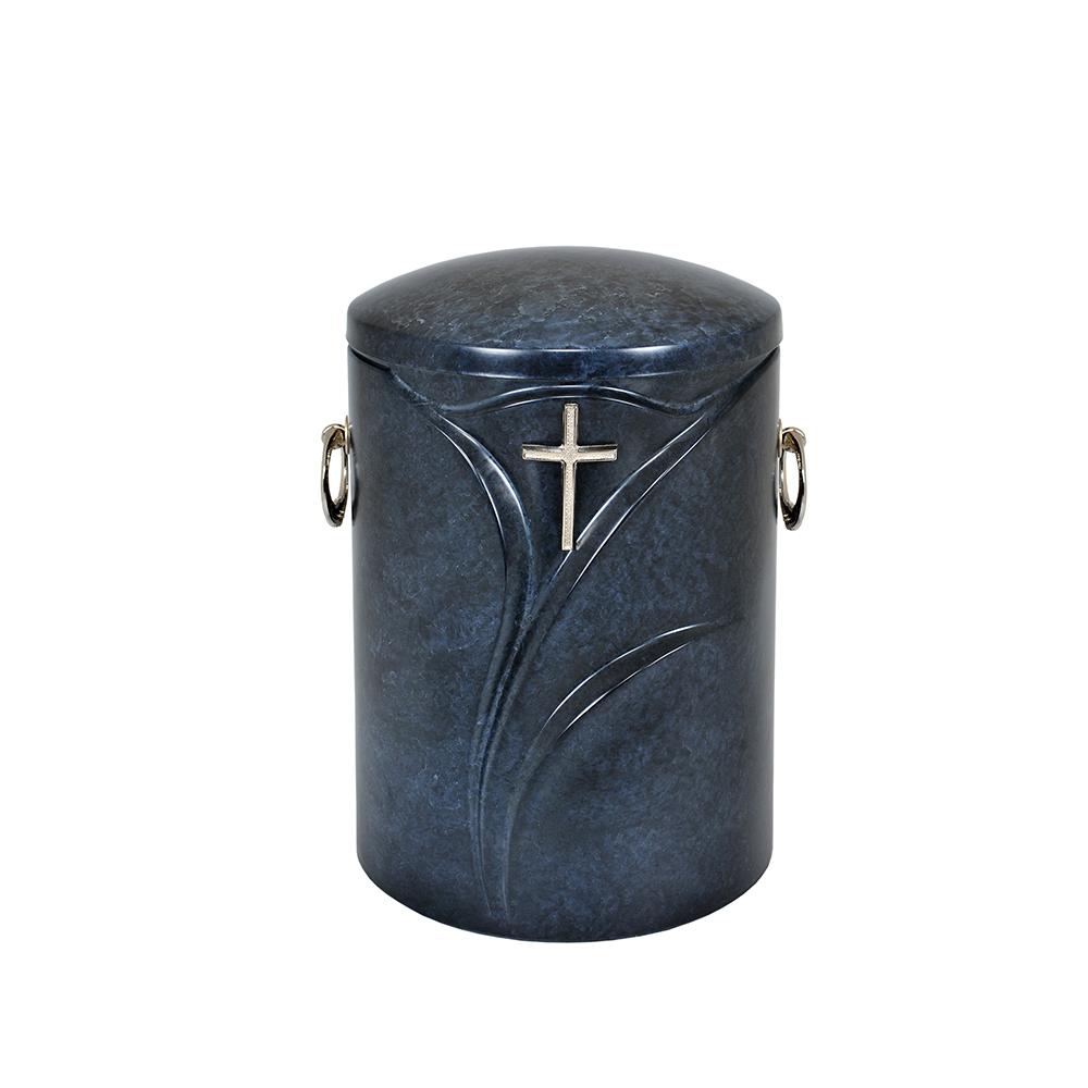 Urna kompozytowa z krzyżem