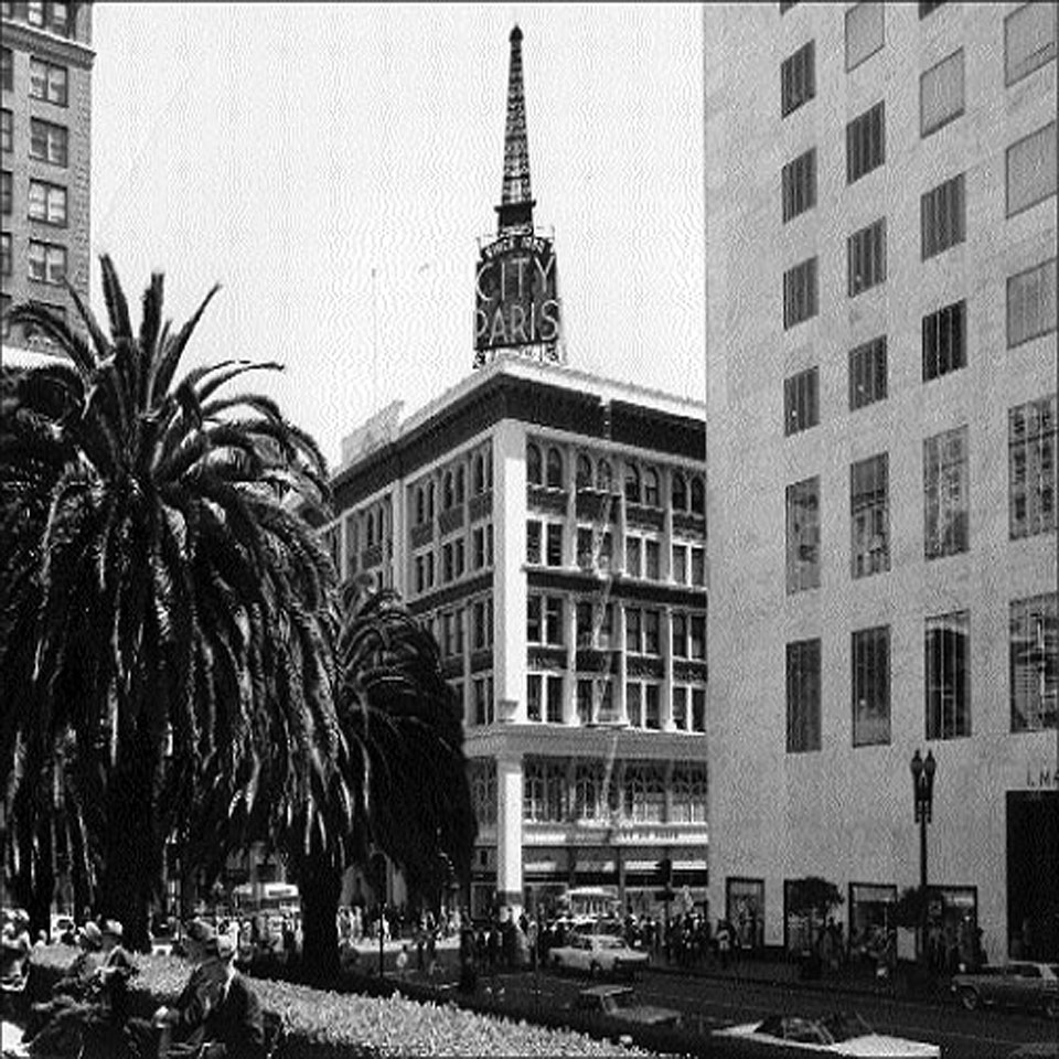 Picture of City of Paris Department Store, SF