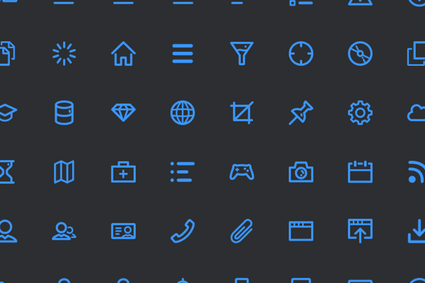 33 Amazing Sites with Beautiful Free Icon Sets