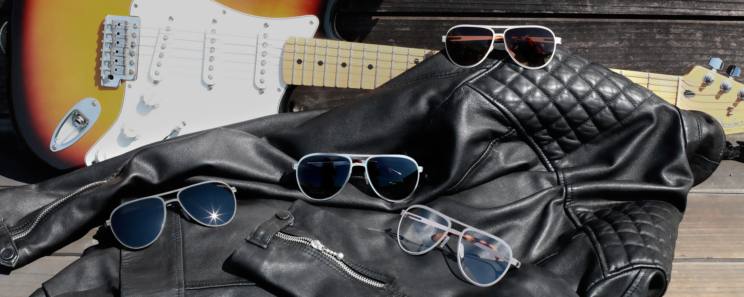Presidio: Custom-Fit Aviator Sunglasses & Eyeglasses