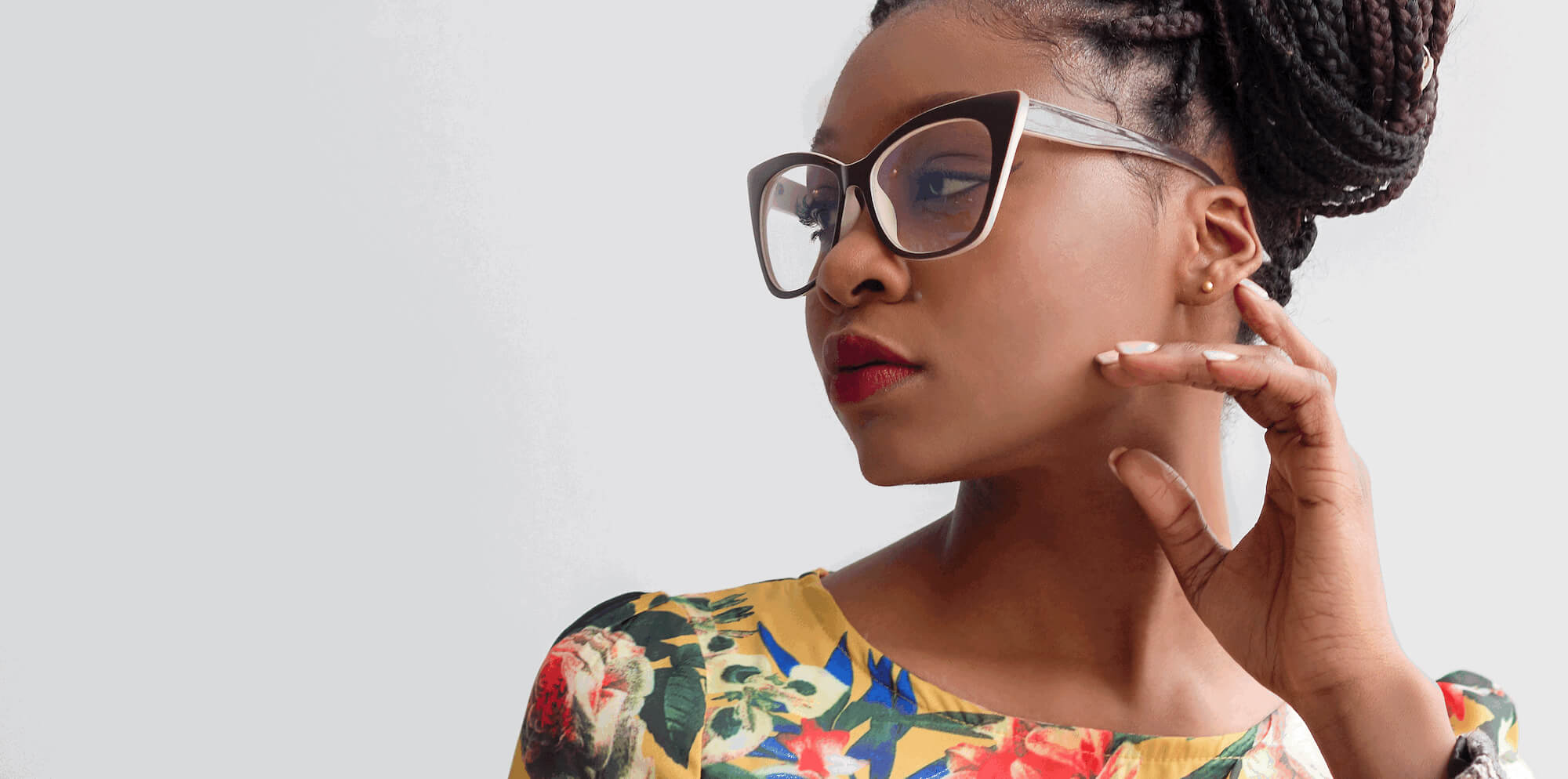 Topology Eyewear: How To Rock Oversized Frames If You Have A Petite Face
