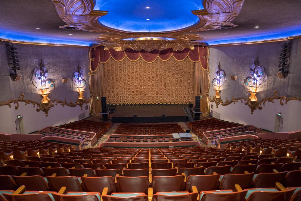 Crest Theater in Sacramento, CA