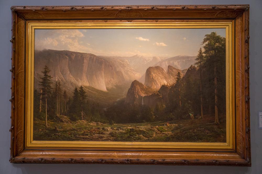 Art at Crocker Art Museum in Sacramento CA