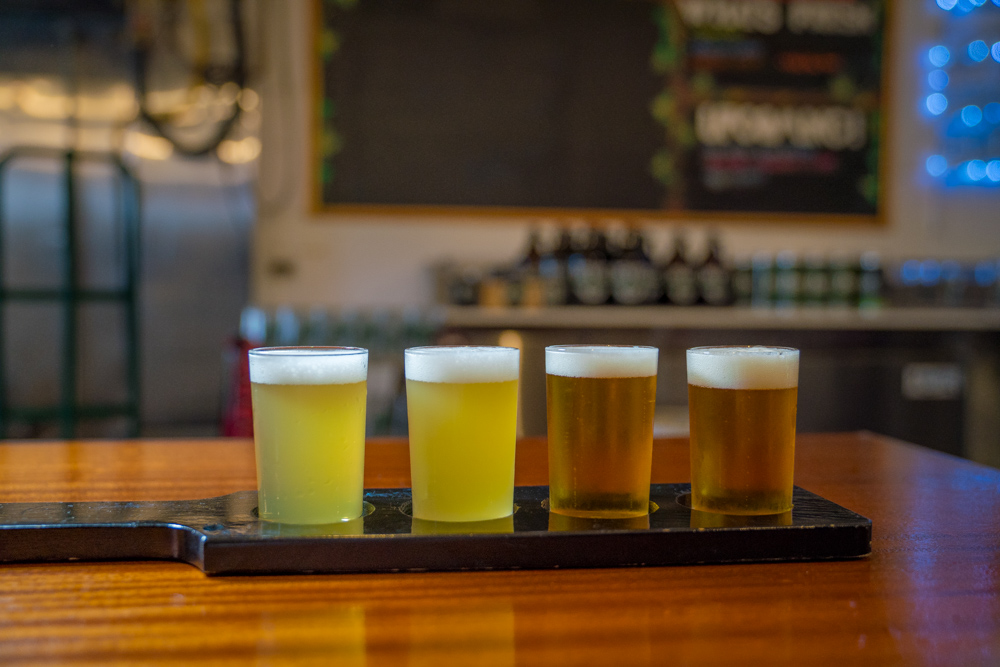 Device Brewing Company in Sacramento, CA was recommended as on of the best breweries by Sacramento locals.