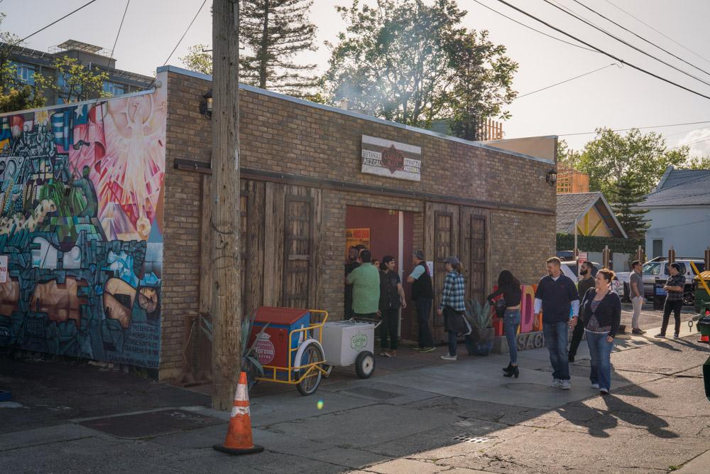 Cantina Alley Mexican restaurant in Sacramento, CA
