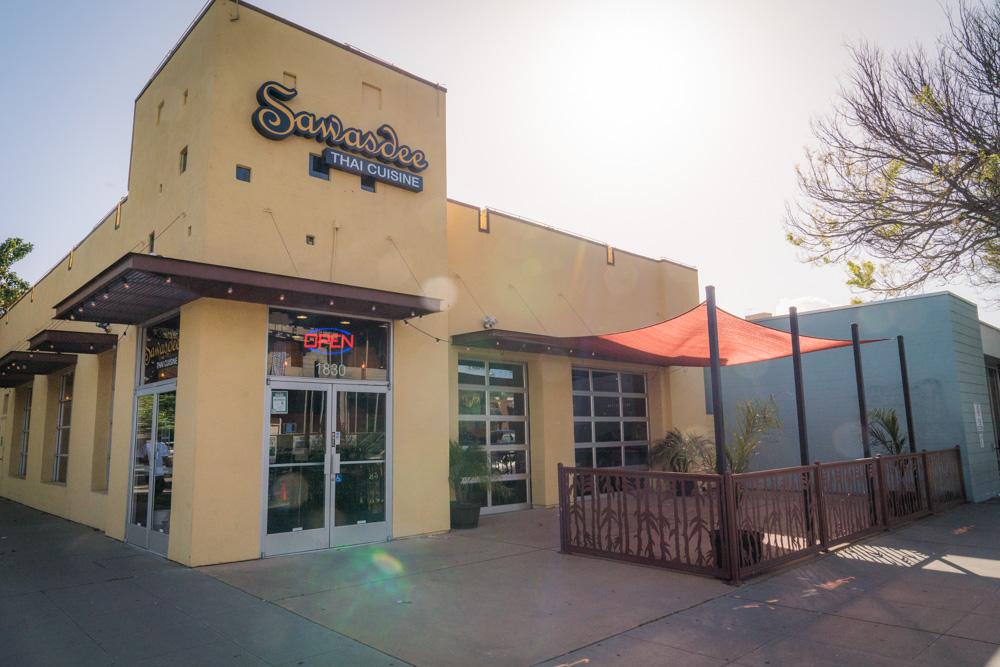 Sawasdee thai cuisine in Sacramento, CA