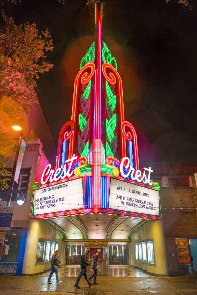 Crest Theatre is a local must for music in Sacramento