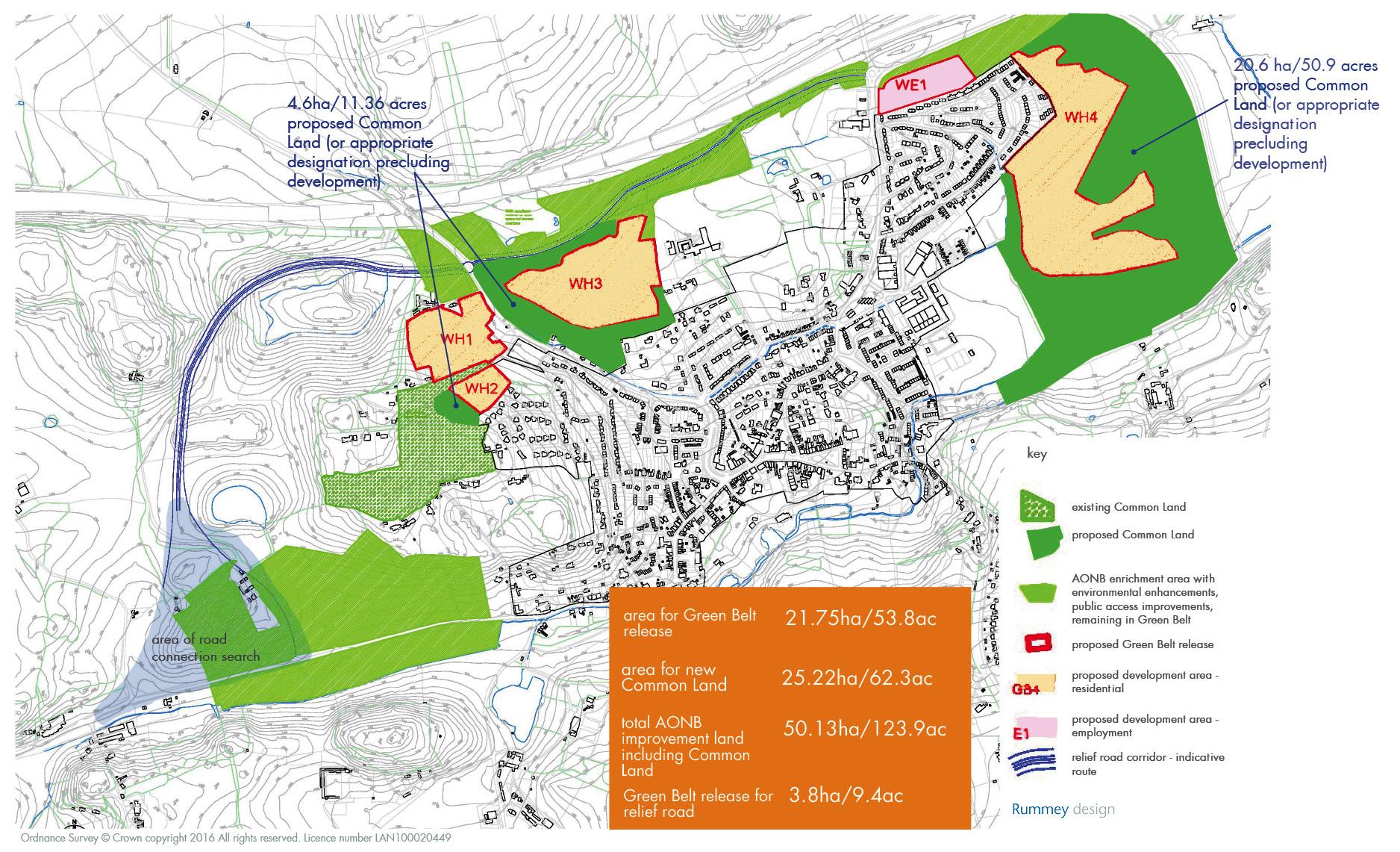 Proposed development Which Way Westerham
