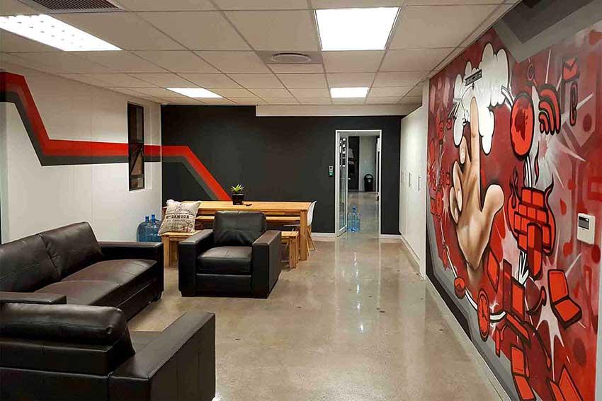 office murals interior design wall art murals