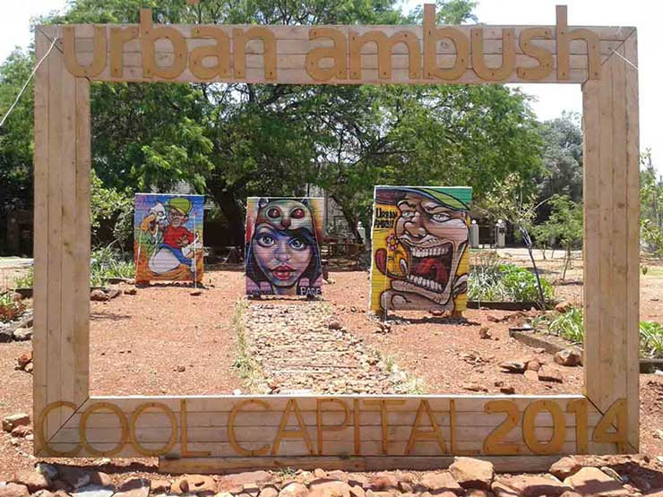 Cool_capital_geurrilla_gardening_pretoria_art_installation