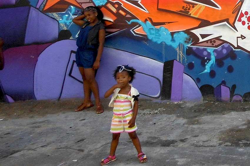 City of Gold Urban Art Festival 2013 Johannesburg