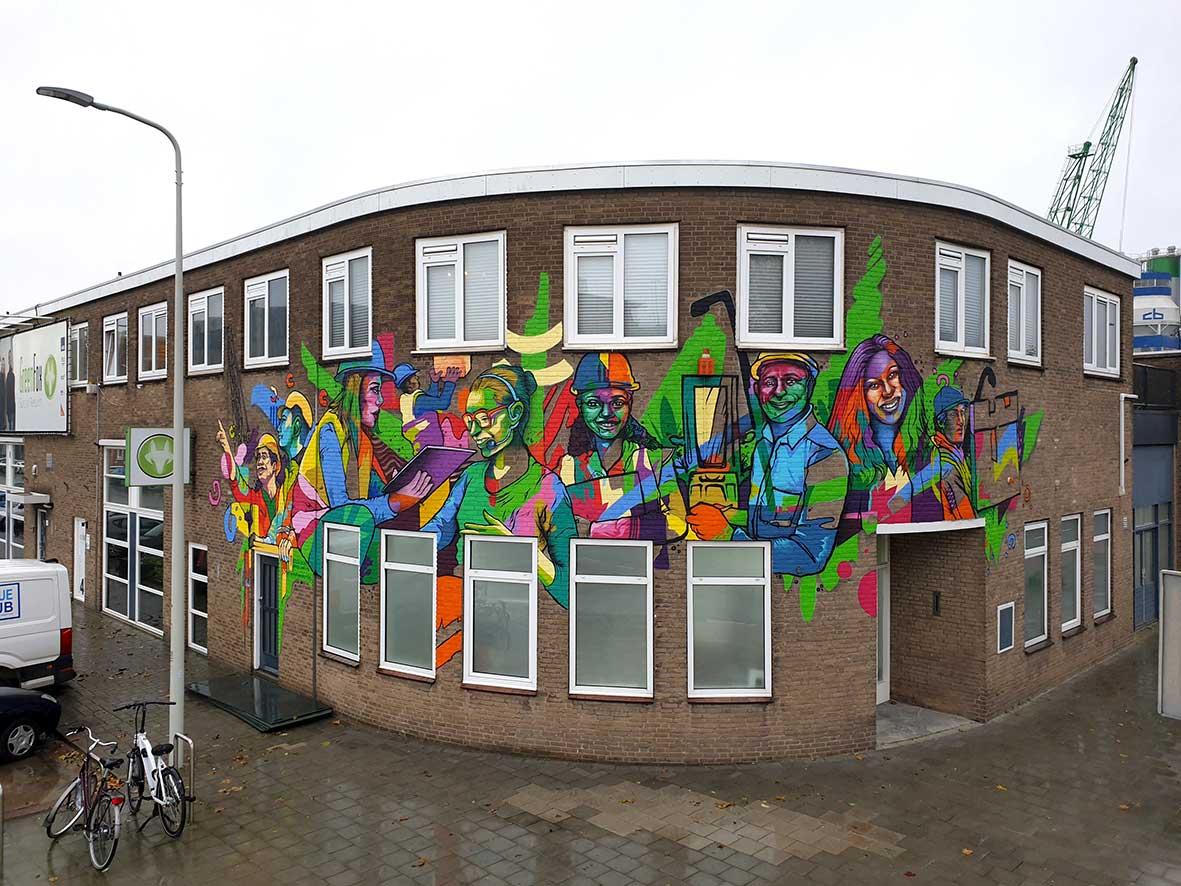 The Hague Street Artists