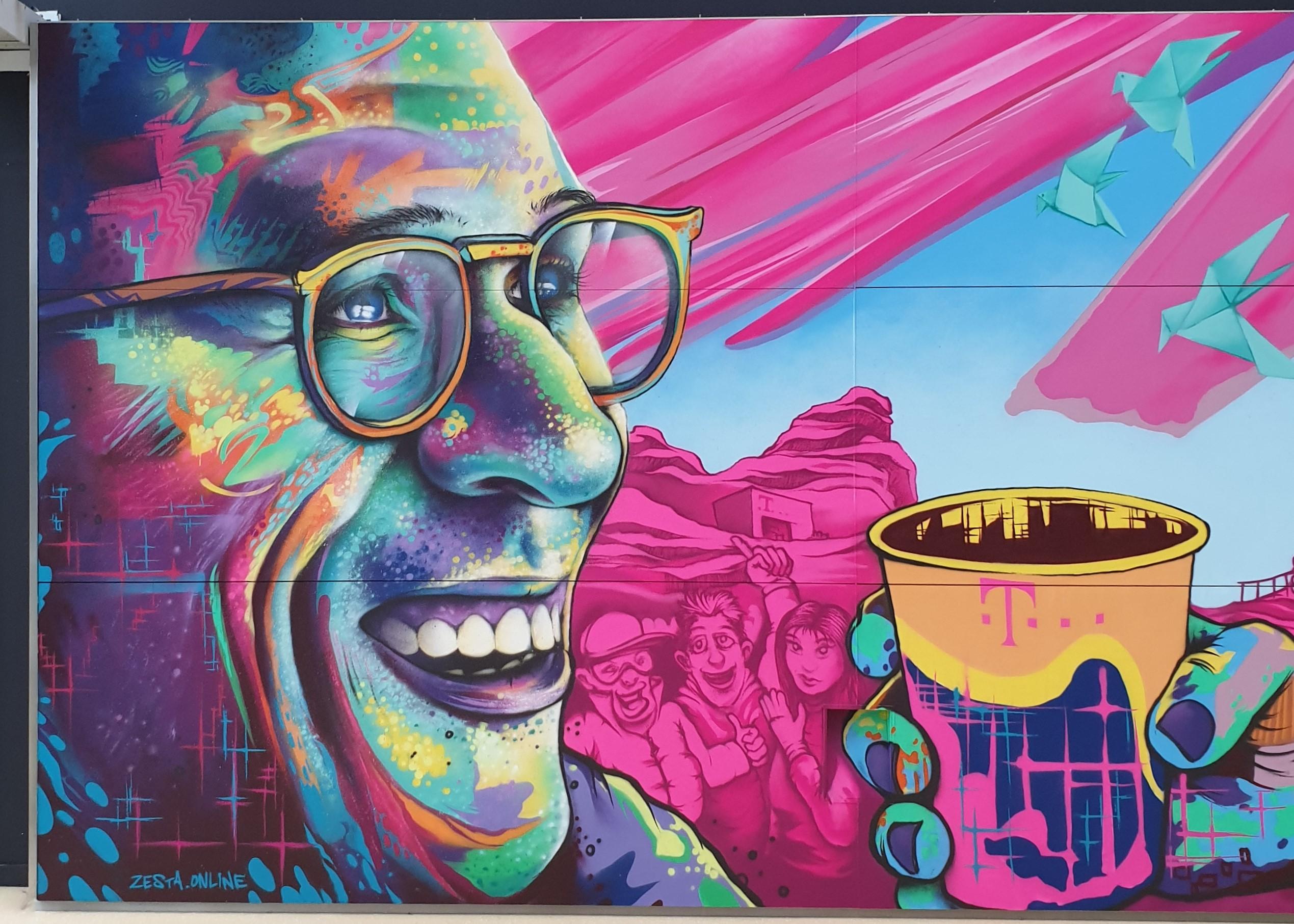 Mural Artists Amsterdam