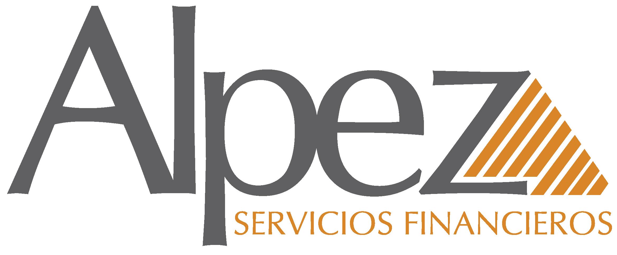 logo Alpez servicios financieros