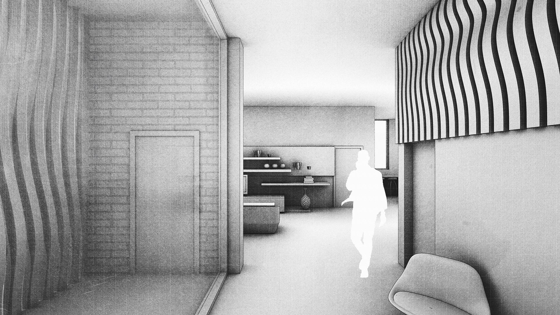 Bulwer Residence Interior  — Timothy Mandody