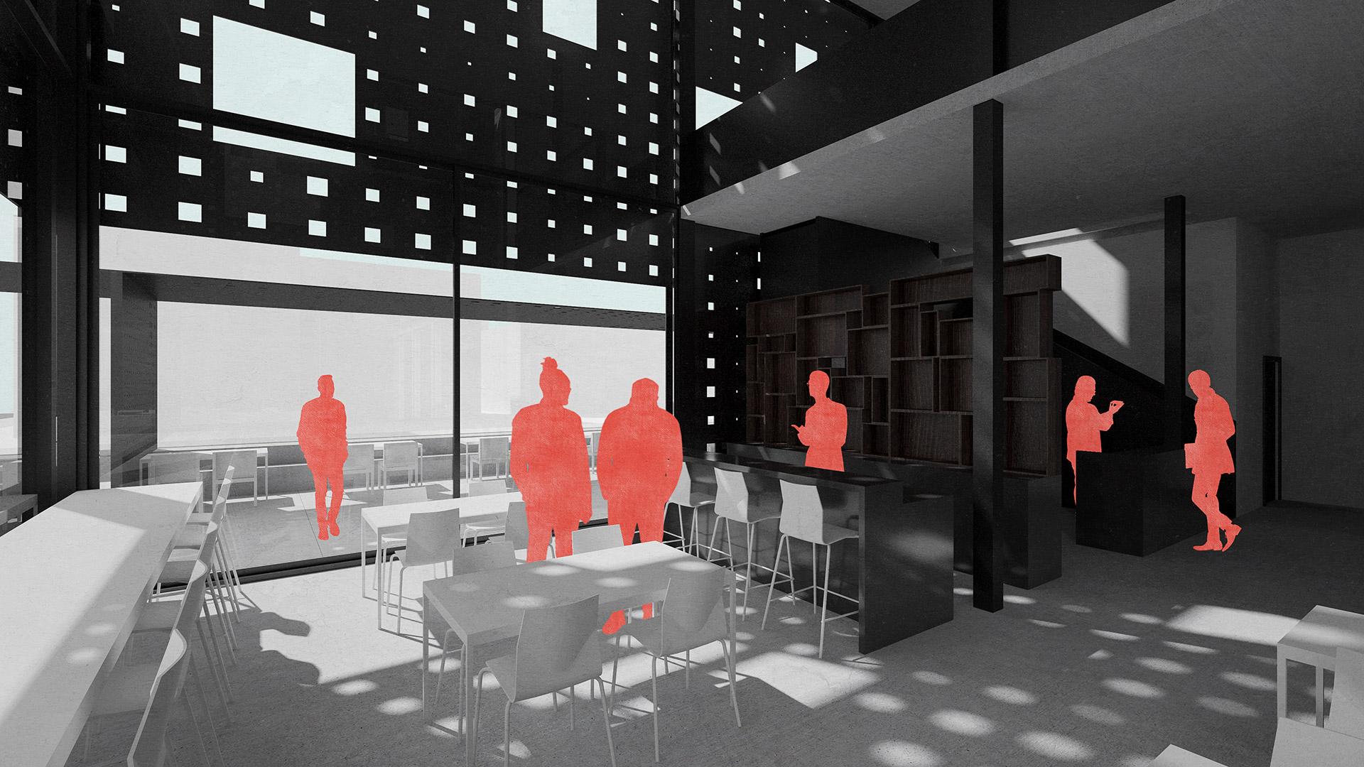 C7 Hotel + Brewery - Tasting Space  — Timothy Mandody