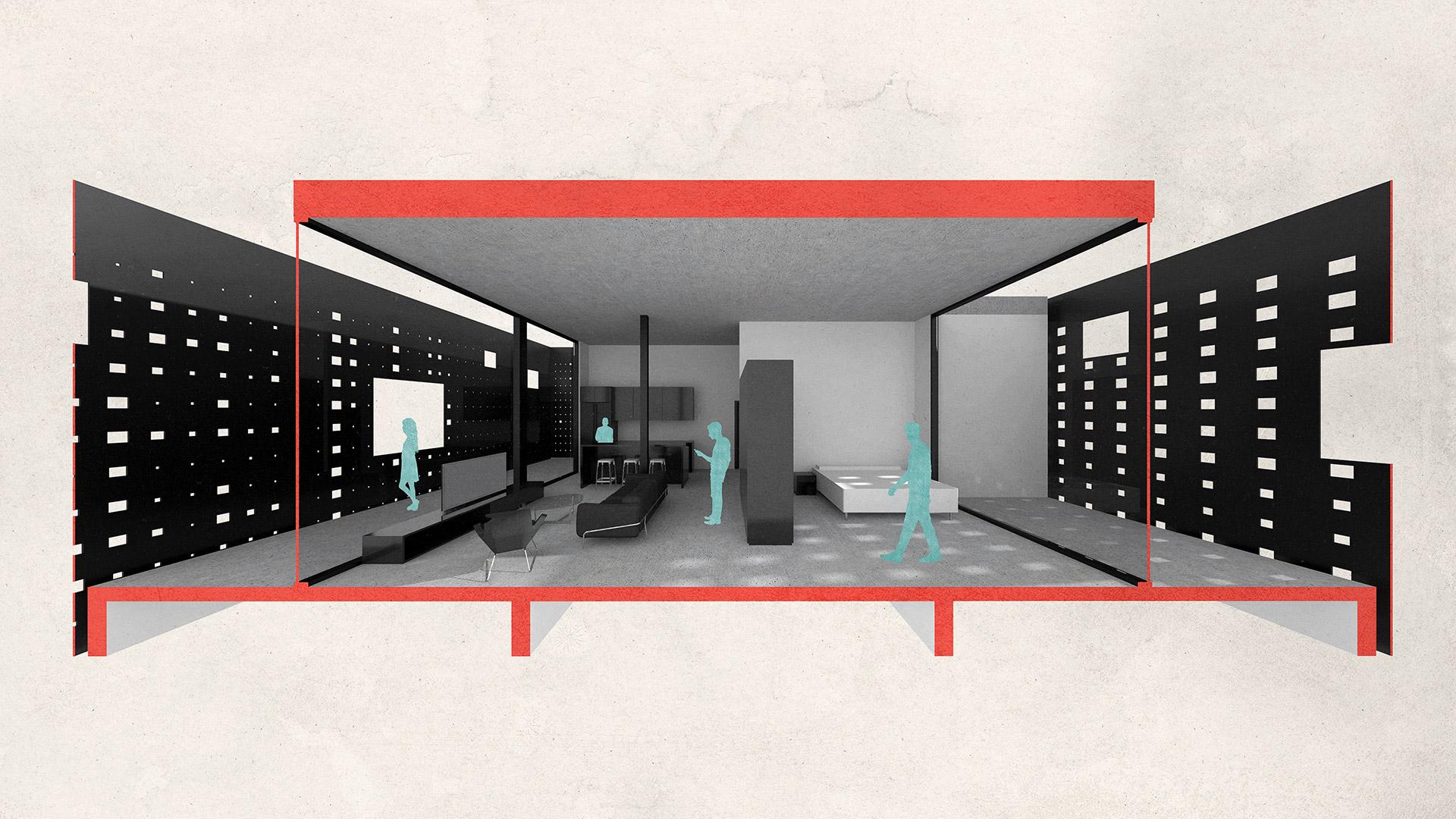 C7 Hotel + Brewery - Penthouse  — Timothy Mandody