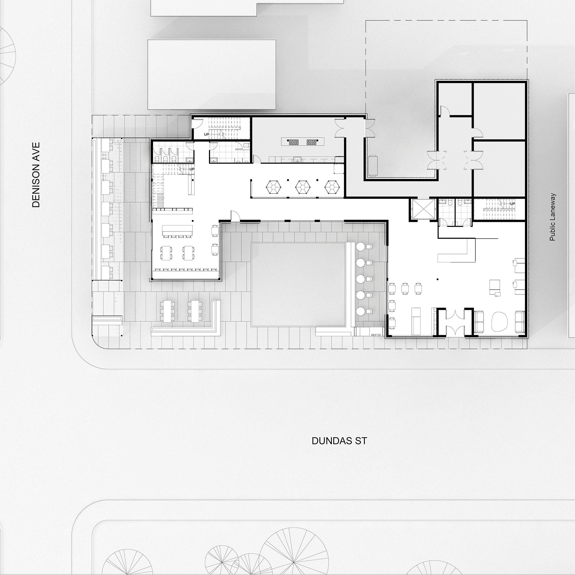 C7 Hotel + Brewery - Site Plan — Timothy Mandody