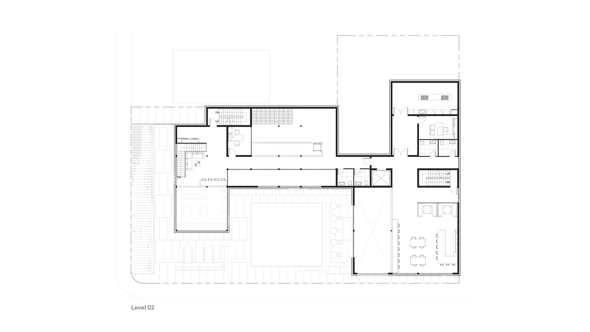 C7 Hotel + Brewery - Level 02 Plan — Timothy Mandody