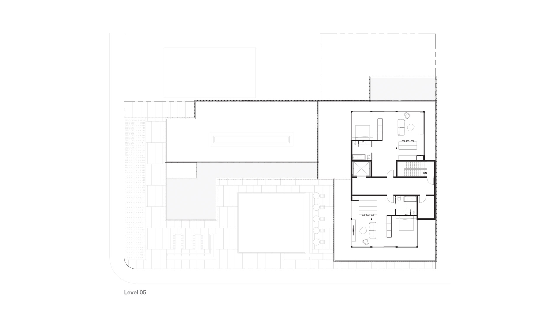 C7 Hotel + Brewery - Level 05 Plan — Timothy Mandody