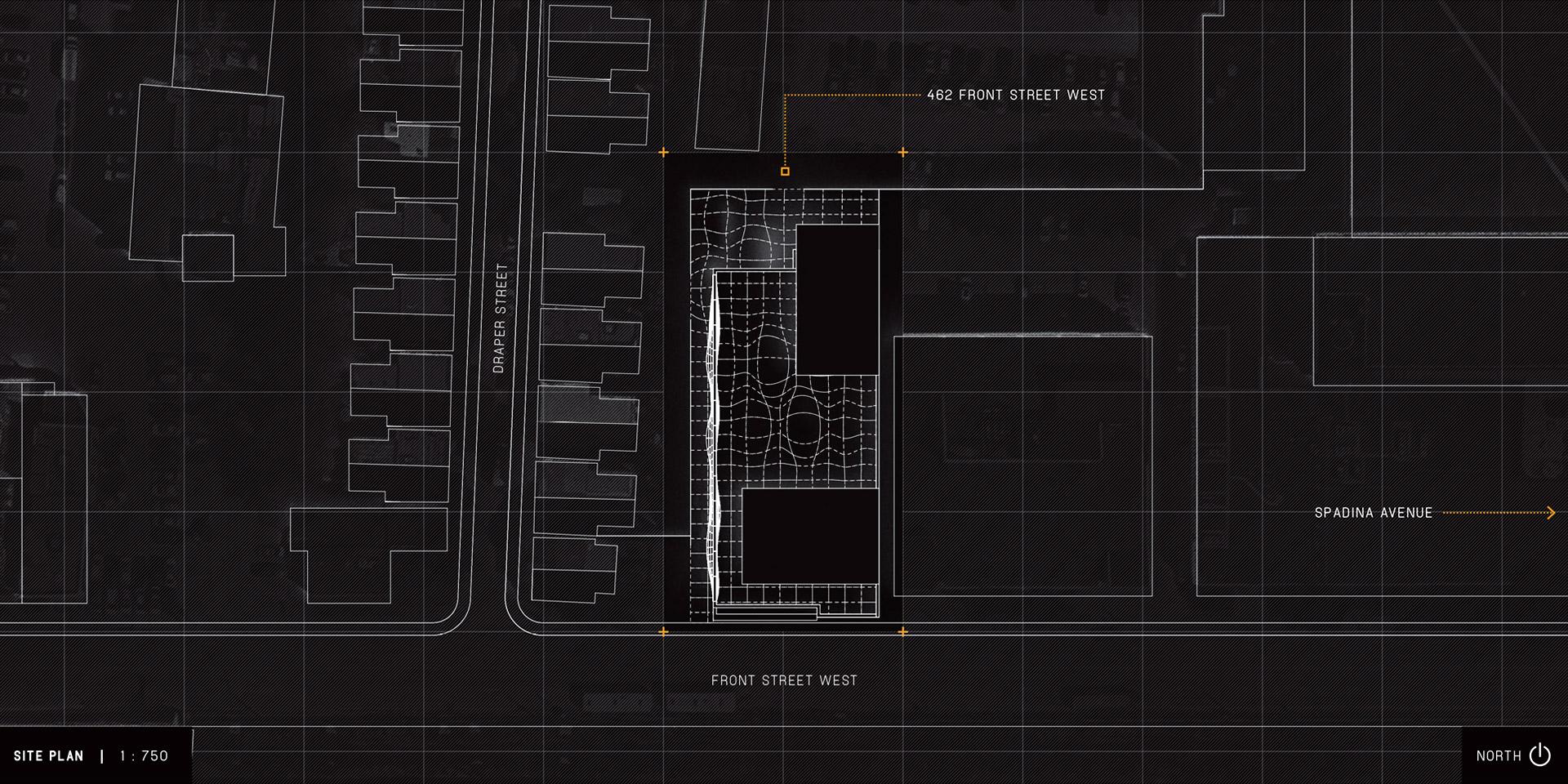 Liminal Space - Site Plan — Timothy Mandody