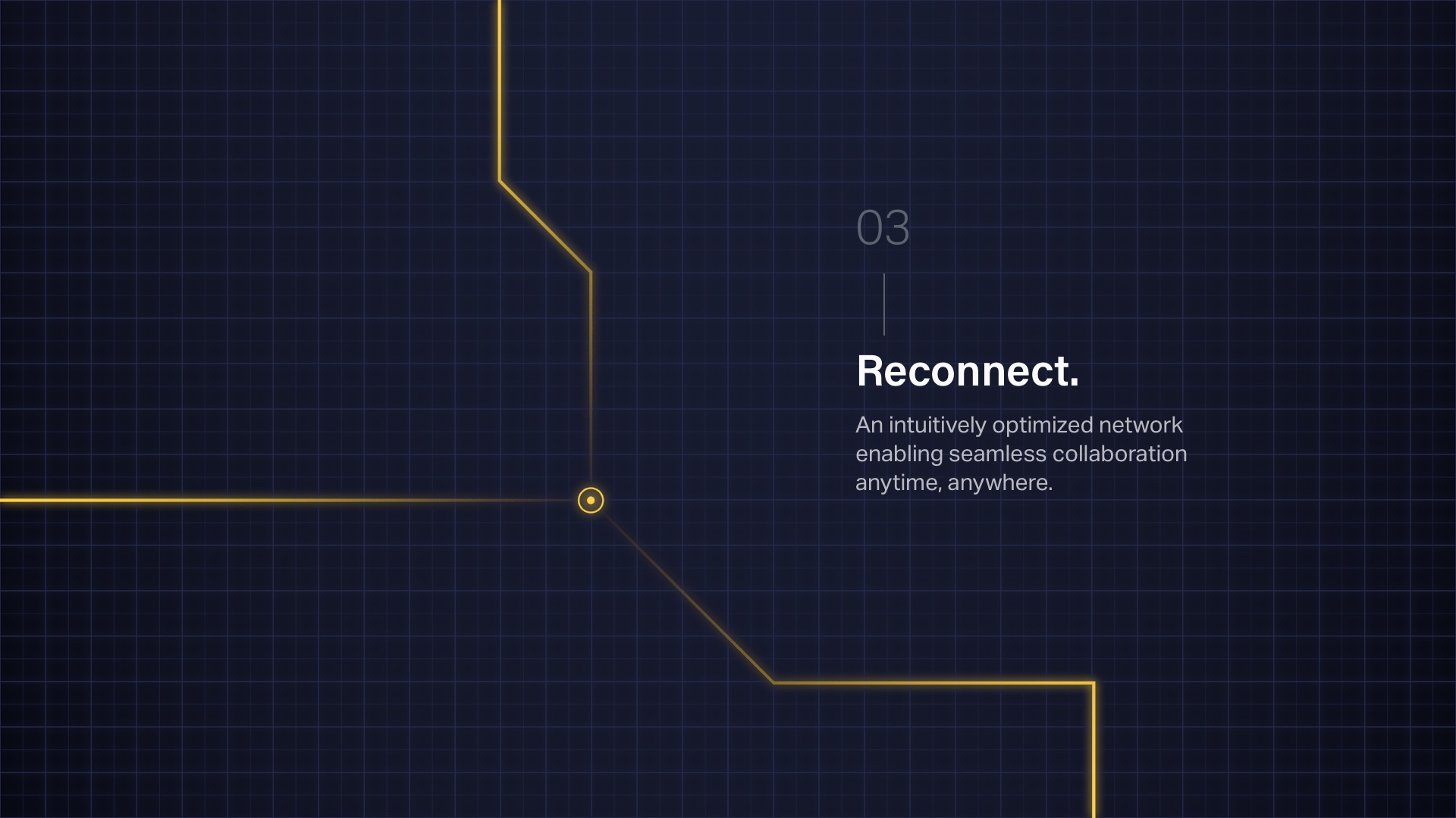 Gate Three - Reconnect — Timothy Mandody