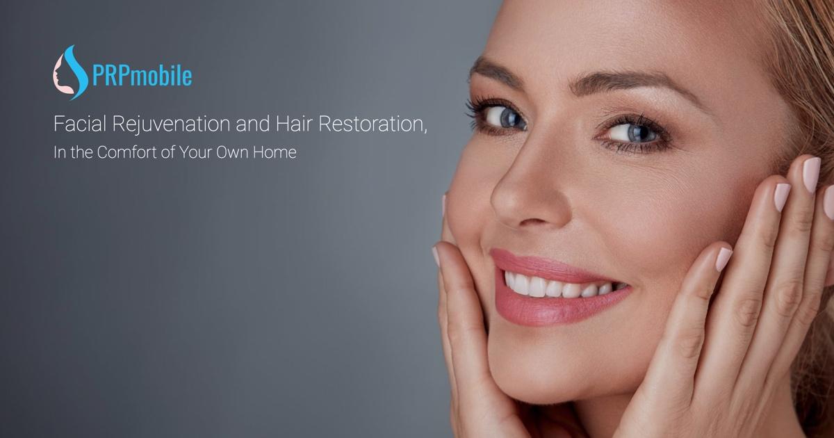 PRPmobile | At Home PRP Facial Rejuvenation, Beverly hills