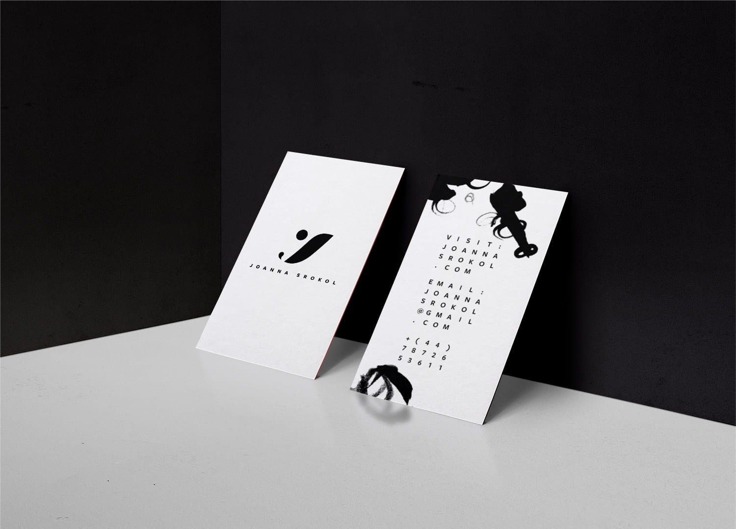 Joanna Srokol business cards