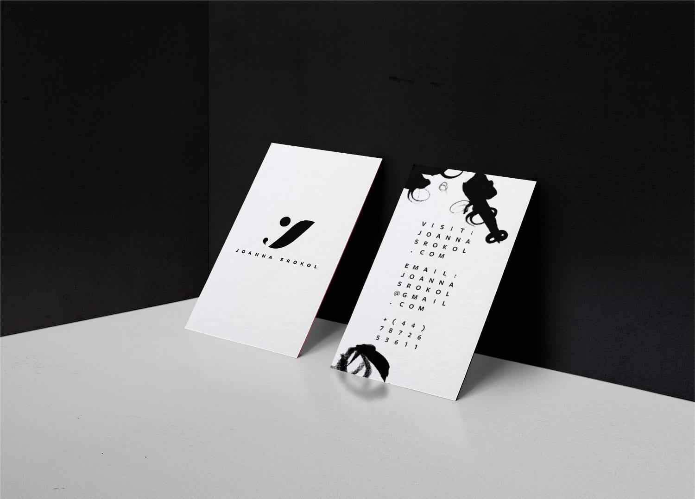 Joanna Srokol business cards