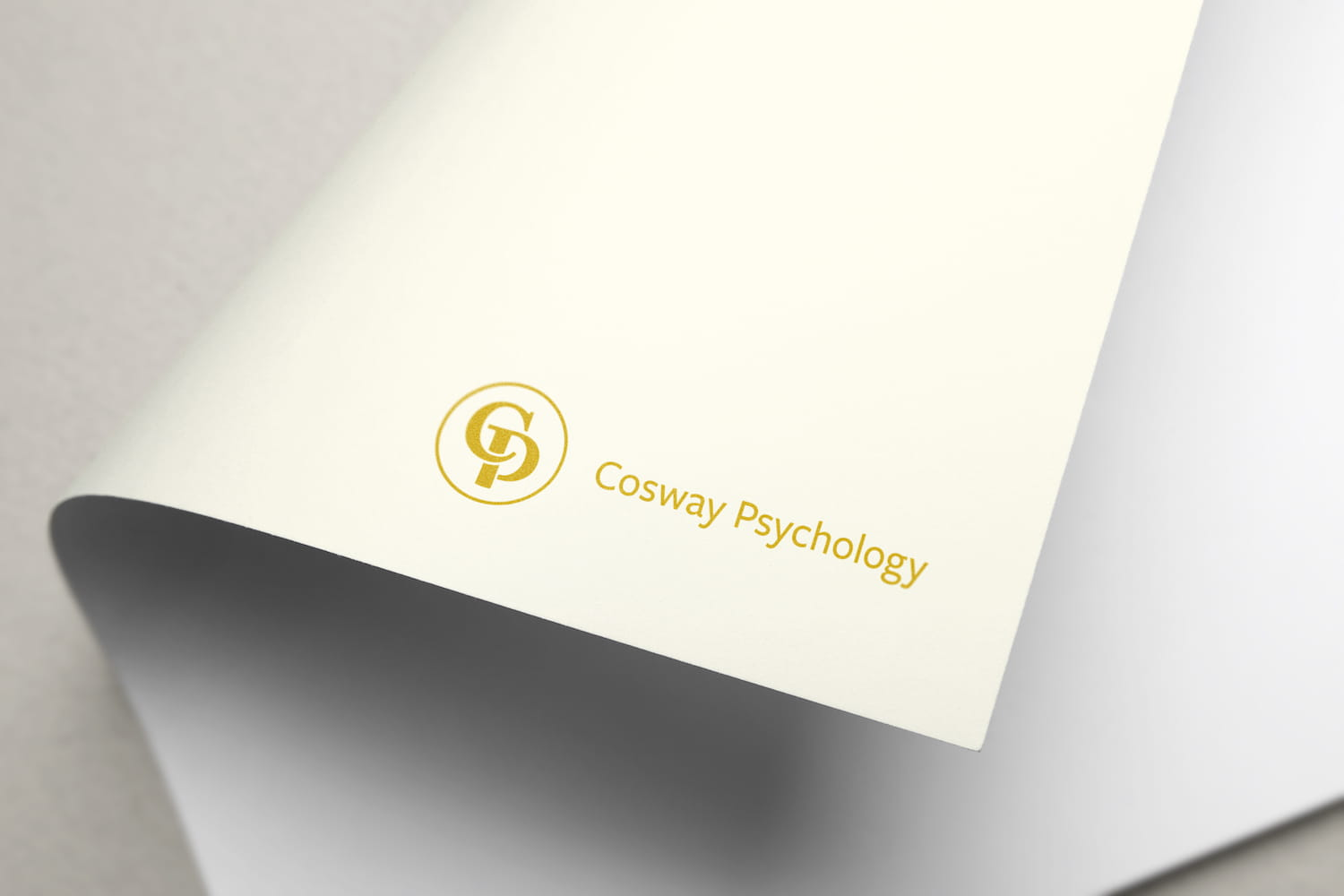 Cosway Psychology logo