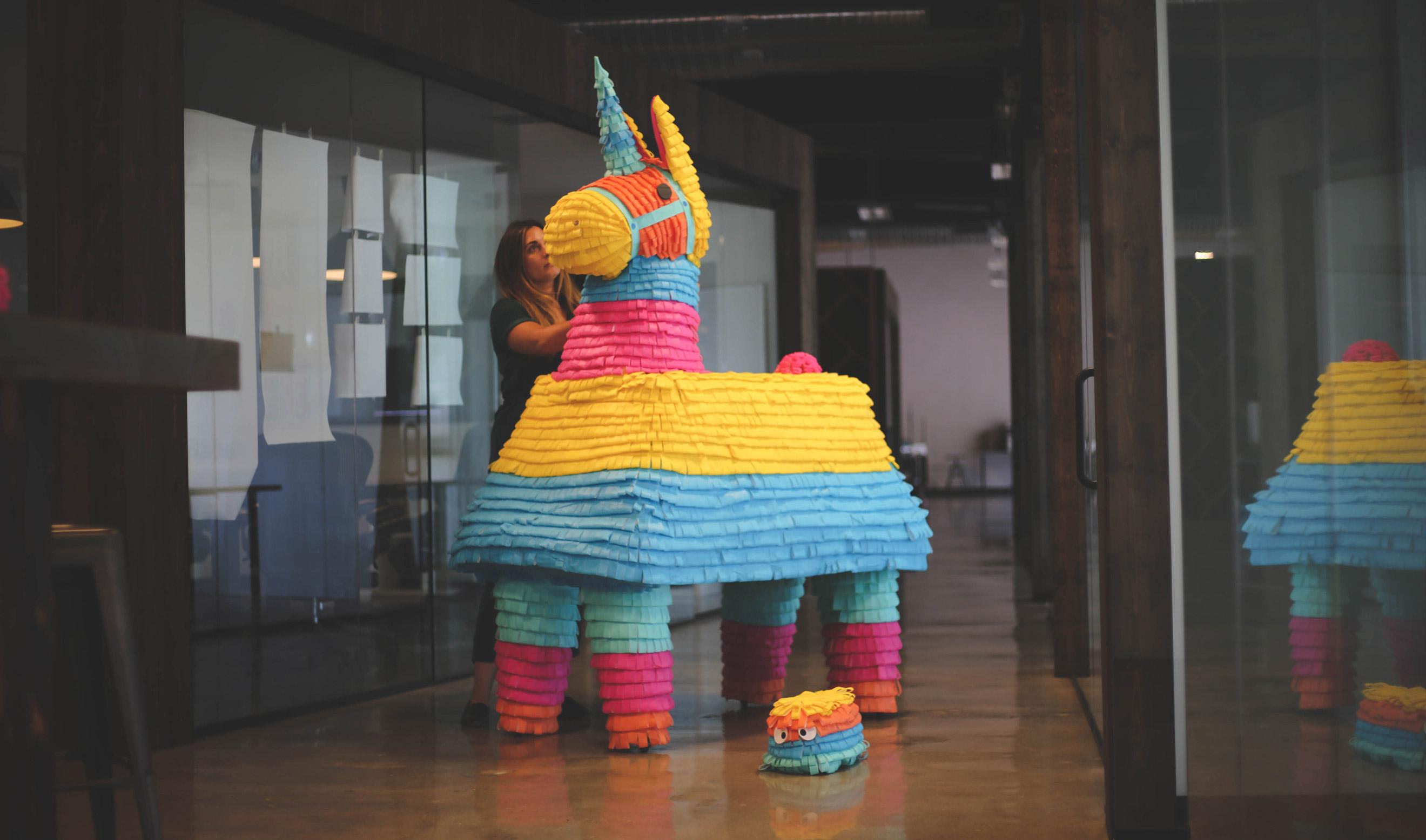 bthere Giant Piñata