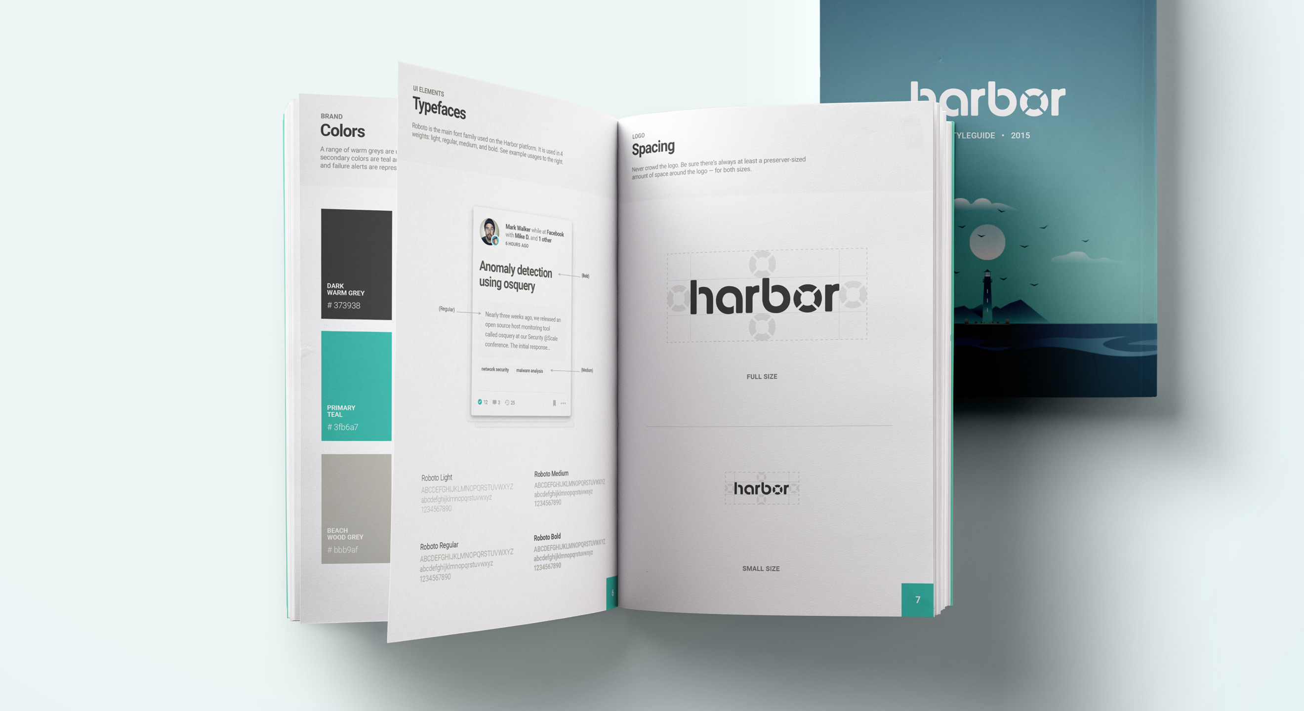 Harbor Brand Guide