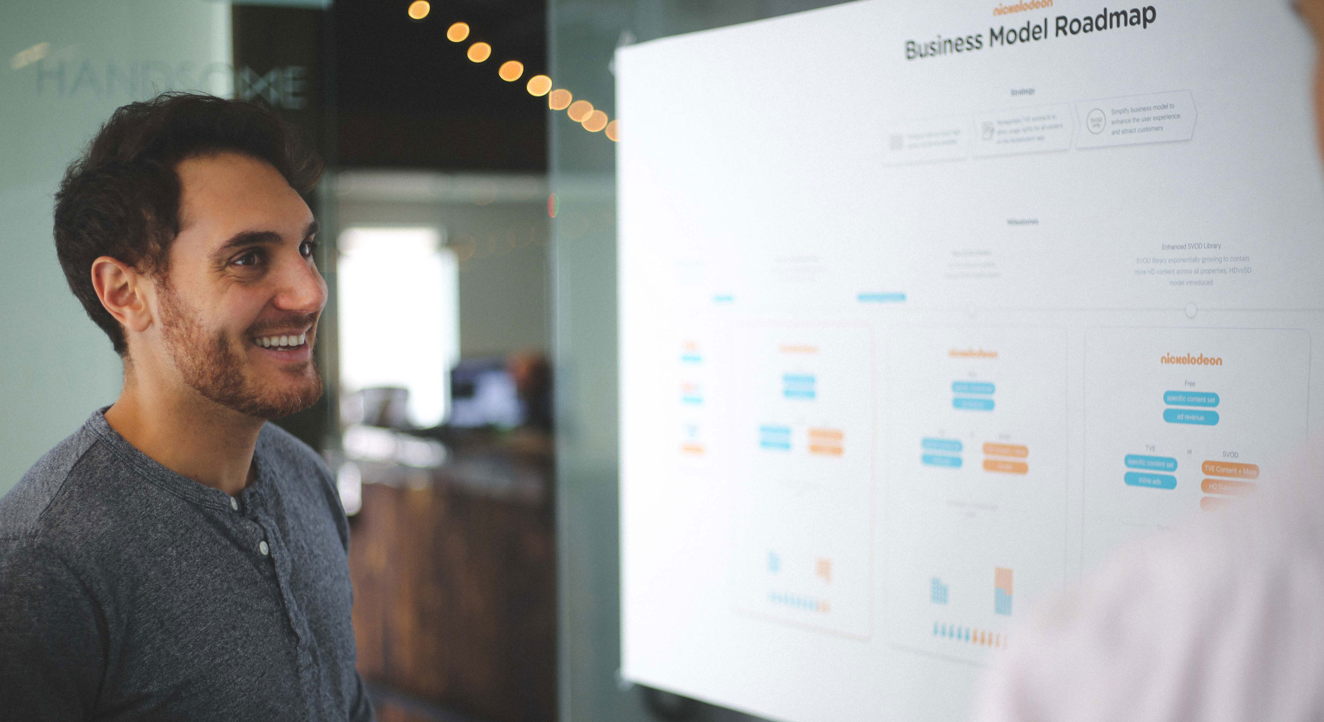 Nickelodeon Business Model Roadmap