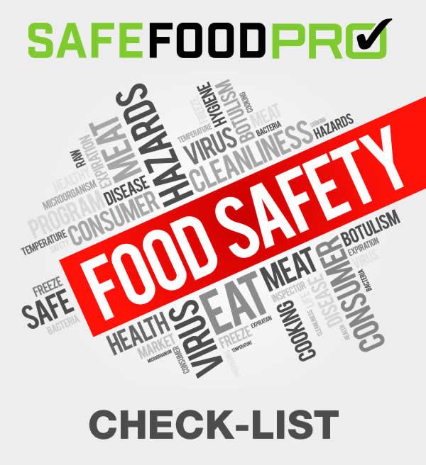 Free Food Safety Checklist