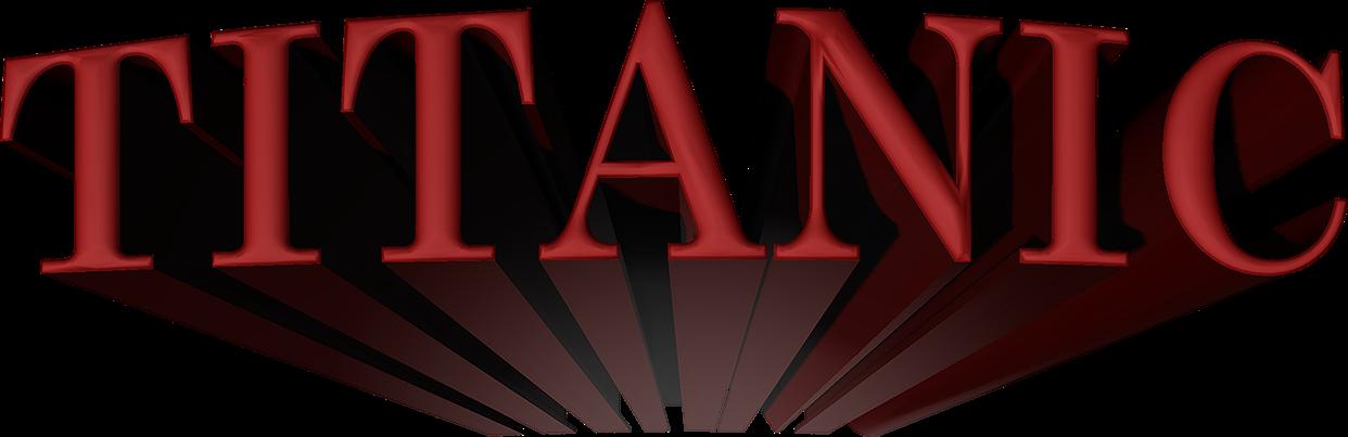 Titanic Theatre Restaurant Logo