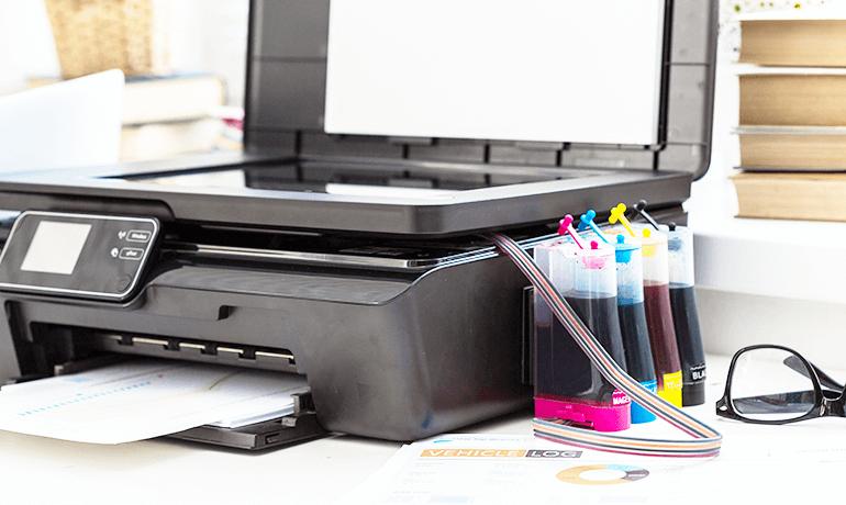 Imprimantes et scanneurs