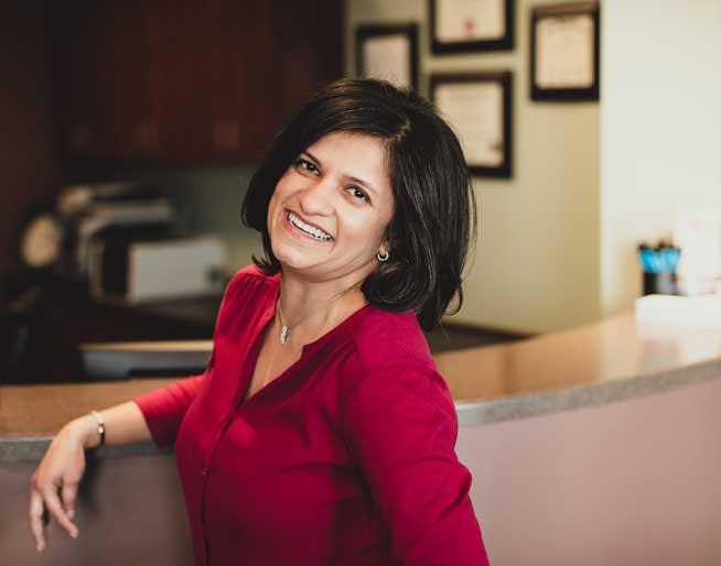 Photo of Dr. Somaiya