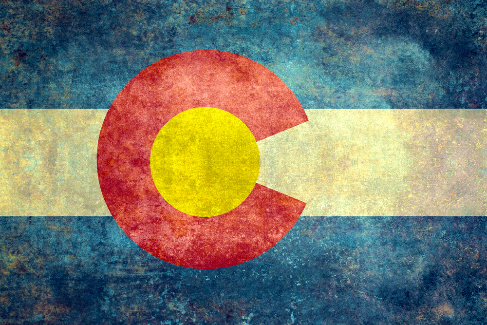 Photo of Colorado Flag