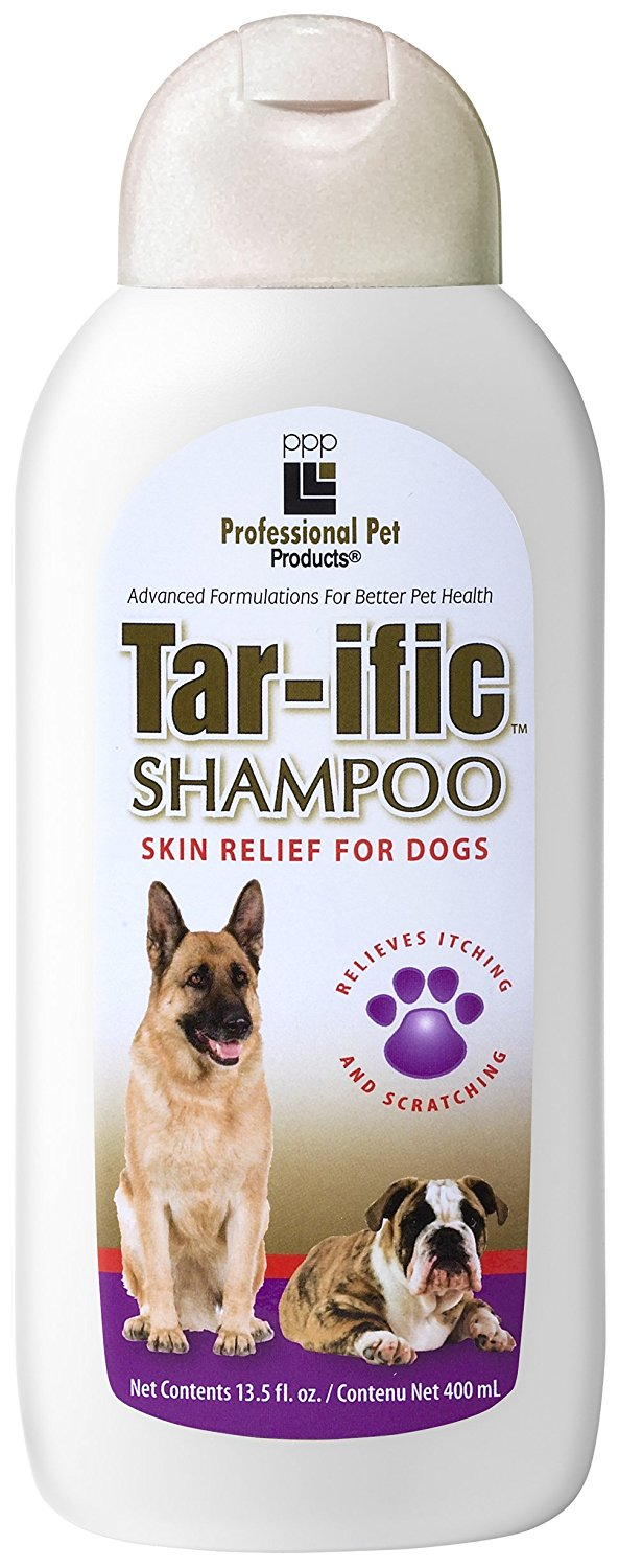 Tar-ific the solution to dog allergy skin problems.