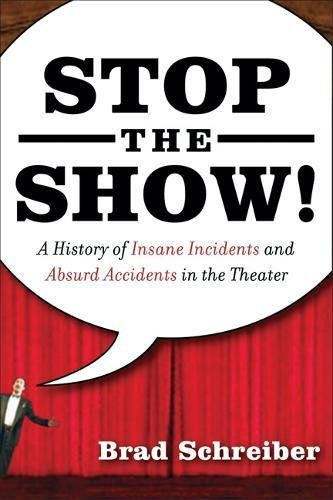 'Stop the Show' comedy book.