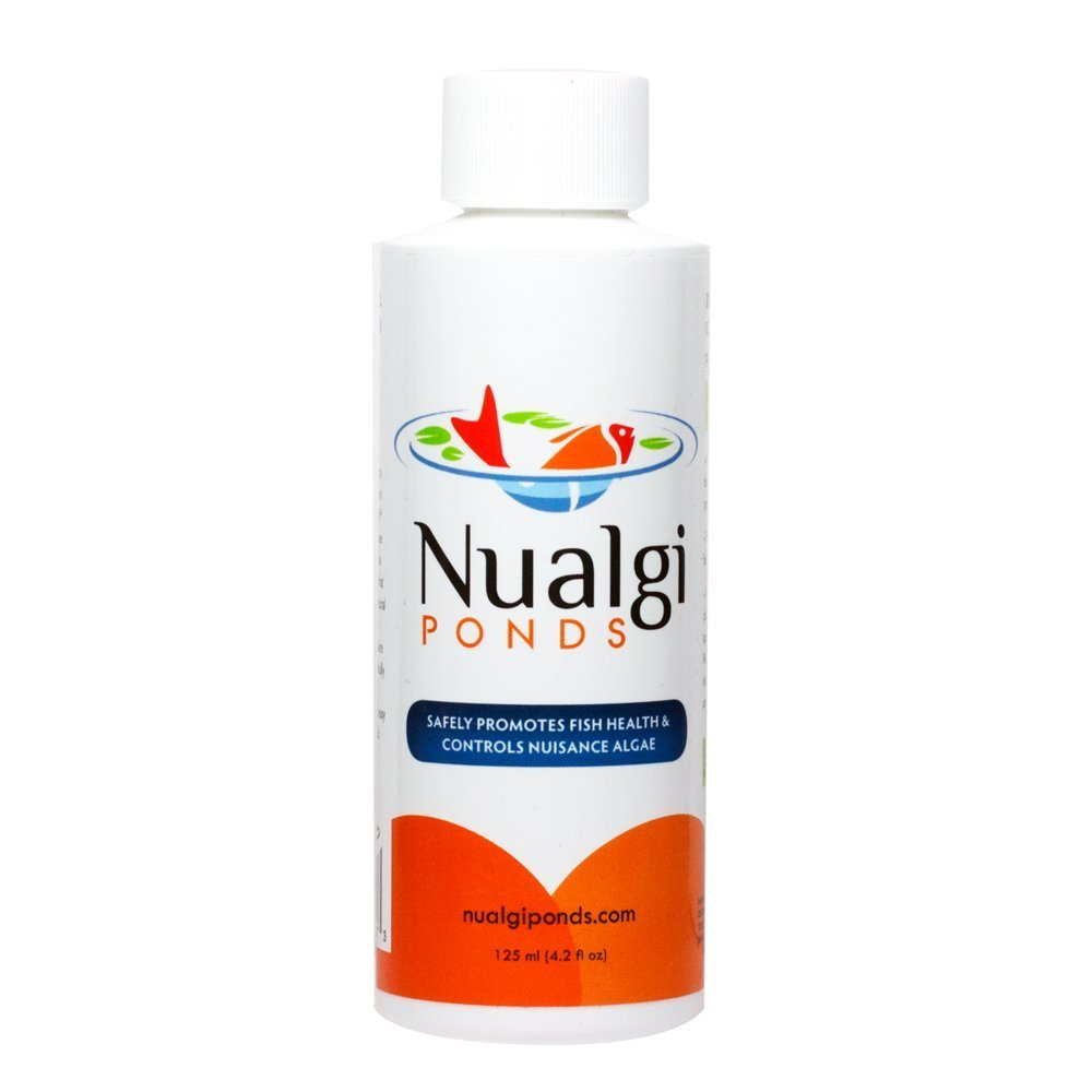 Nualgi for Koi Ponds